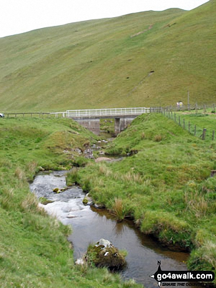 Trows Burn Bridge, Trows