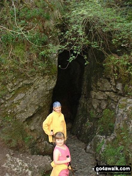Small Cave, Dove Dale