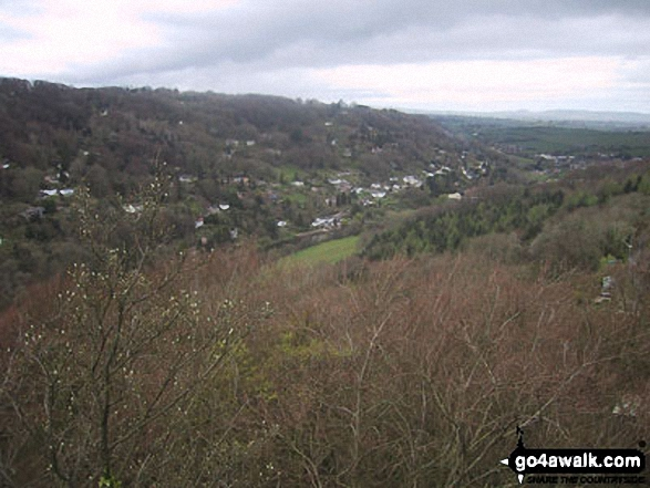 The River Wye and Symonds Yat West from Symonds Yat Rock