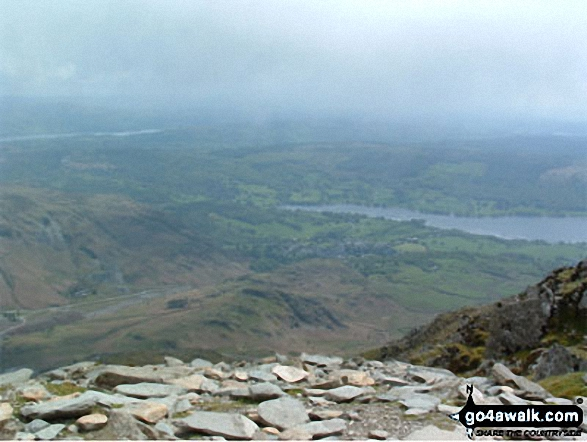 Coniston from The Old Man of Coniston