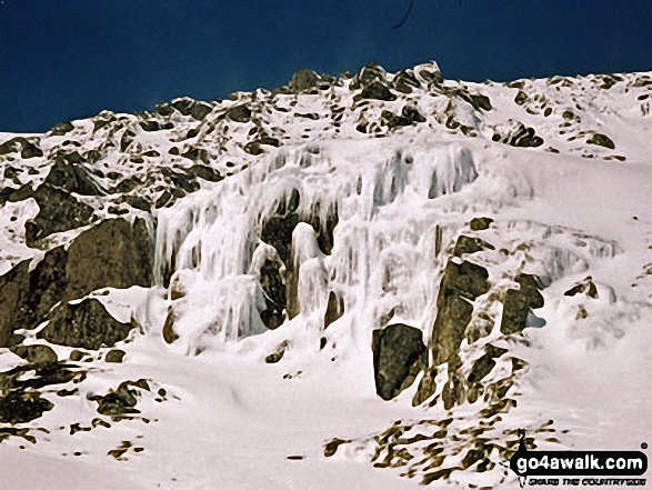 Climbing Snowdon via the Pyg track