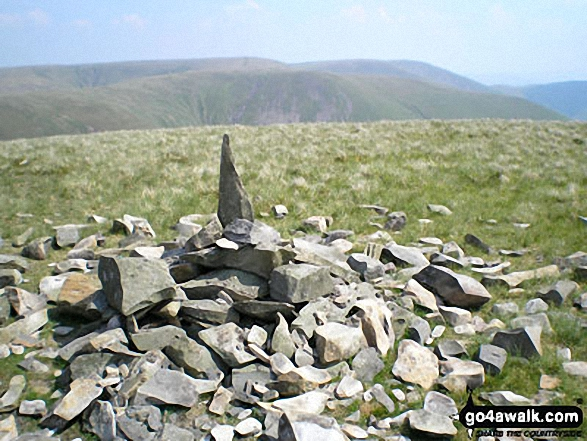 Fell Head (Howgills) Photo by David Chesworth