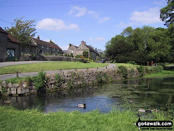 Tissington Village