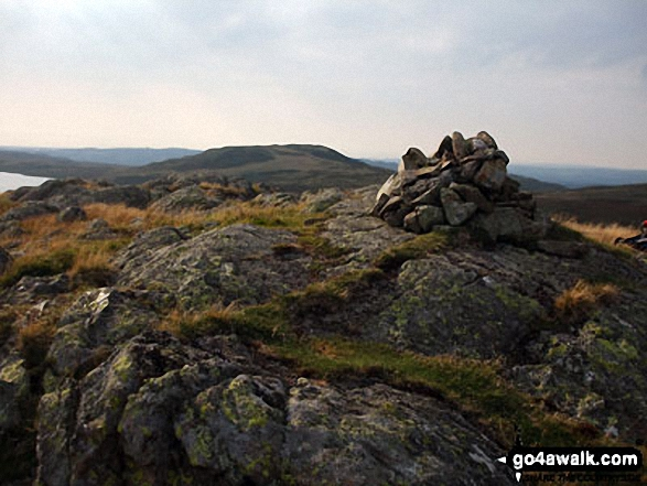 Seat How (Birker Fell) summit cairn