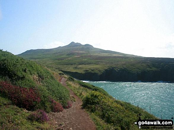 Carn Llidl from St David's Head, The Pembrokeshire Coast Path