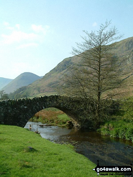 Christy Bridge, Martindale