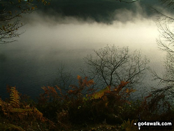 Early Morning mist on Thirlmere