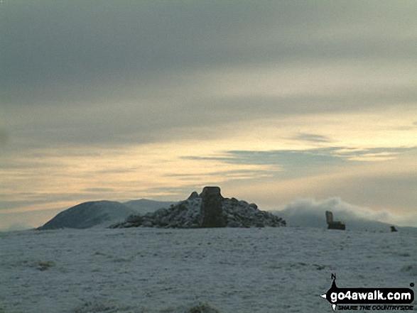 High Pike (Caldbeck) summit