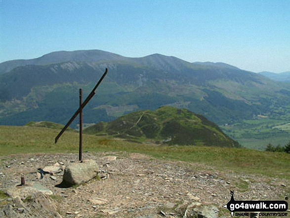 Lord's Seat (Whinlatter) Photo by David Hayter