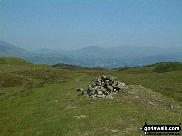 Whinlatter (Brown How) summit