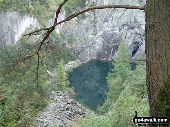 Wythebank quarry