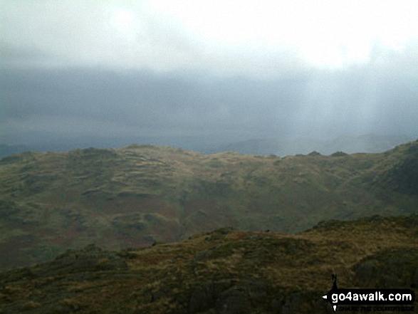 Towards Blea Rigg from Tarn Crag (Easedale)