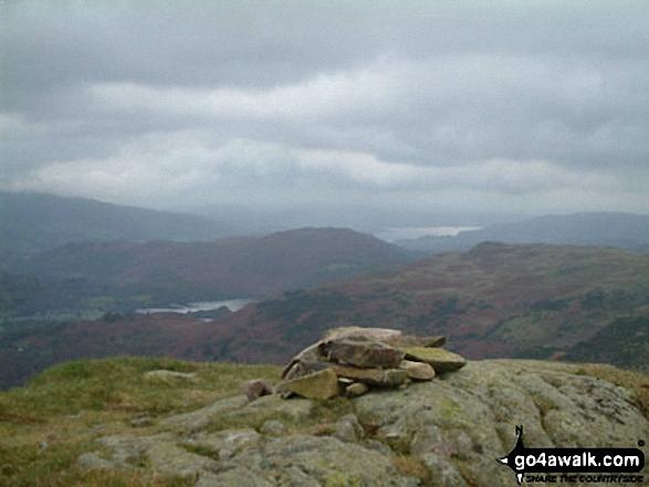 Tarn Crag (Easedale) Summit Cairn