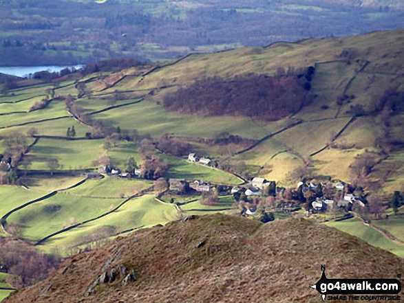 Troutbeck from Sour Howes