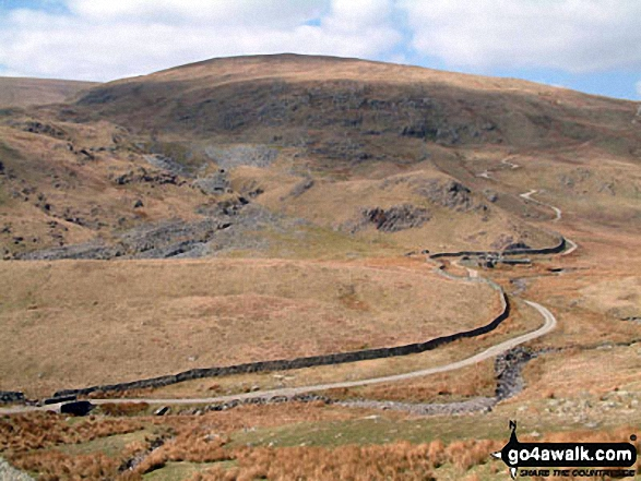Gatescarth Pass