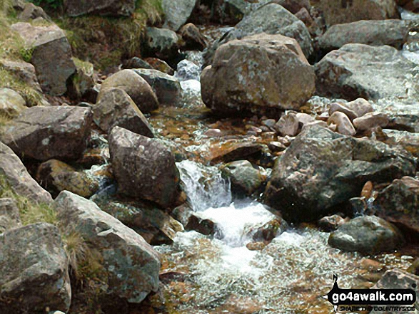 Scale Beck near Crummock Water