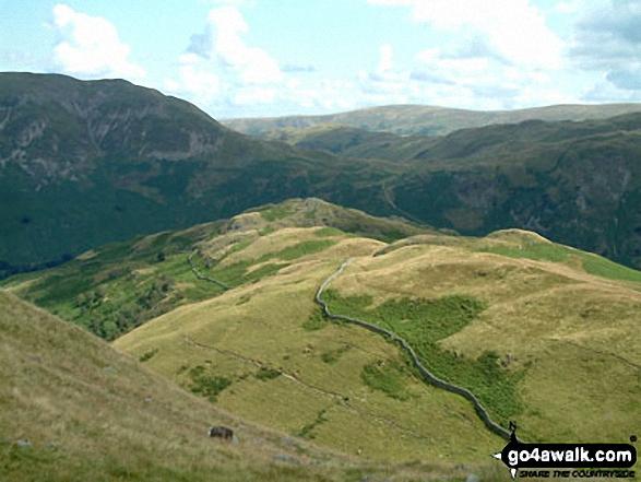 Arnison Crag from Birks
