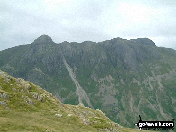 Pike of Stickle from the Band