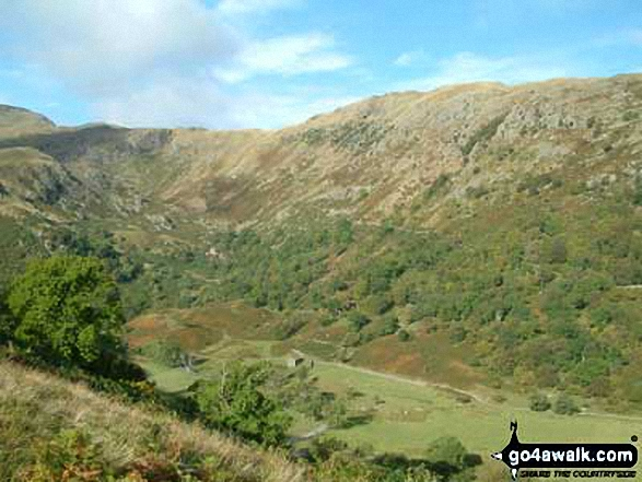 Dovedale and Hartsop above How from High Hartsop Dodd