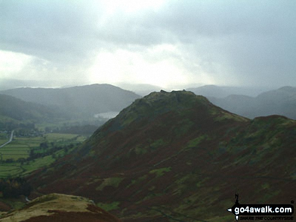 Helm Crag from Steel Fell (Dead Pike)