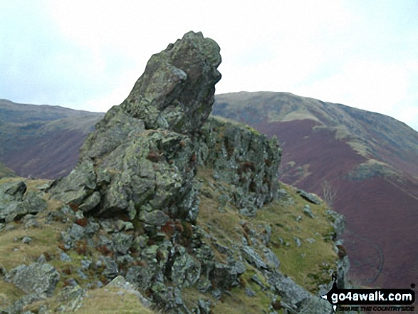Helm Crag Photo by David Hayter