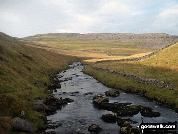 The River Twiss in Kingsdale above Thornton Force, The Ingleton Waterfalls