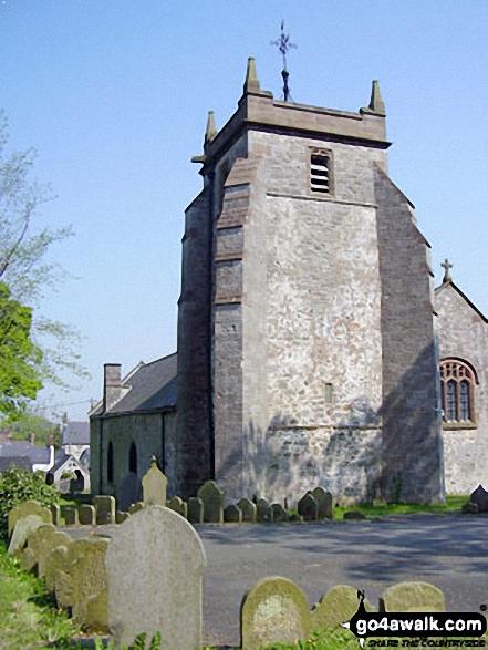Cilcain church