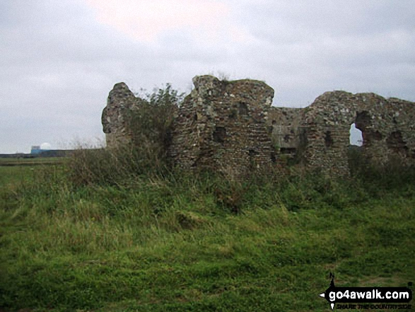 Ruined Chapel, Minsmere Nature Reserve