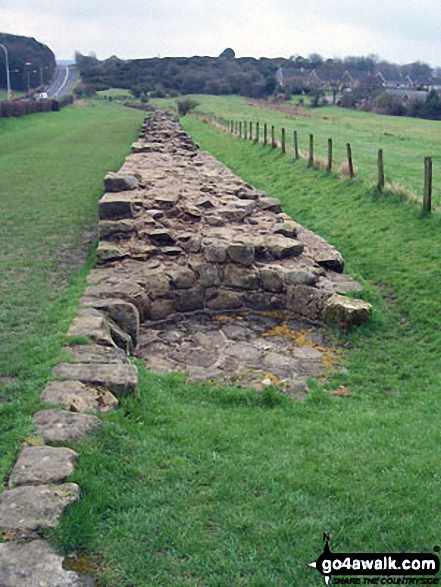 Heddon-on-the Wall - Walking The Hadrian's Wall Path National Trail - Day 1