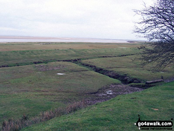 The Causeway to Bowness-on-Solway - Walking The Hadrian's Wall Path National Trail - Day 7