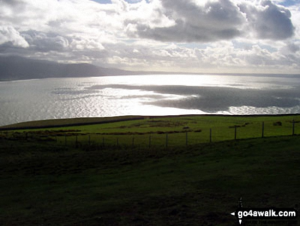 The view from the summit of Great Orme
