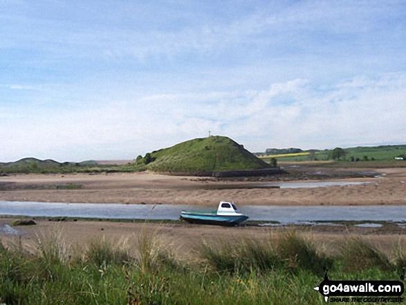 The River Aln Estuary, Alnmouth Bay