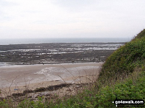 Marden Rocks, north of Alnmouth Bay