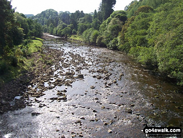 River South Tyne at Alston