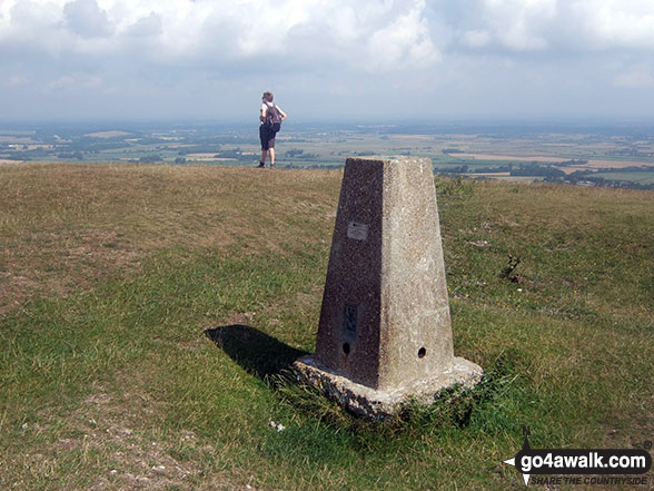 Firle Beacon Photo by David Blunt