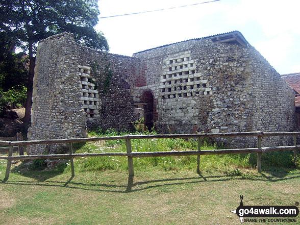 Ancient Dovecote in Alciston