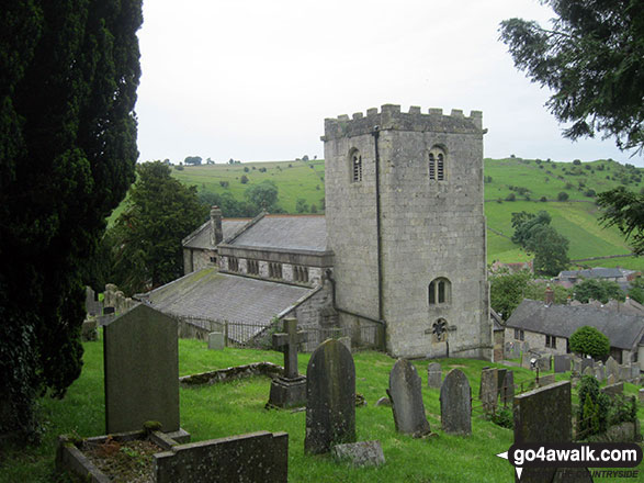 Brassington Church