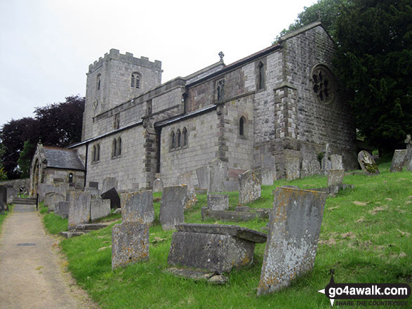 Brassington Church