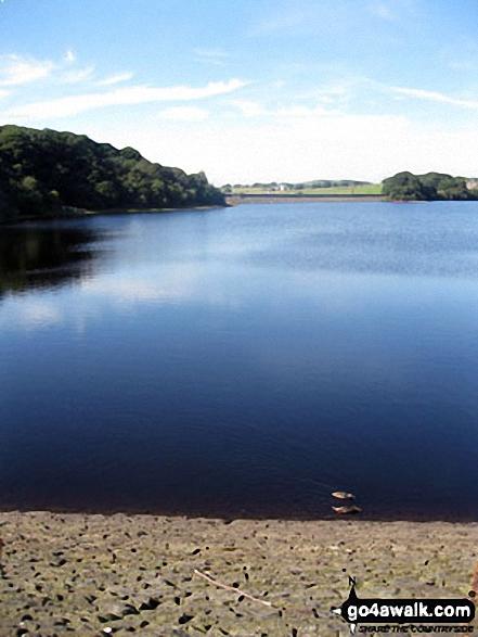 Upper Anglezarke Reservoir