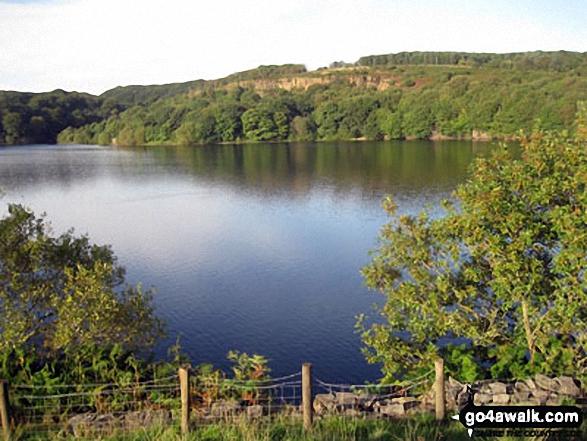 Upper Rivington Reservoir