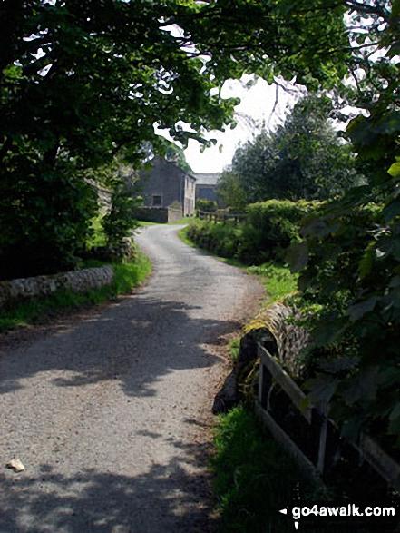 Approaching Tarnbrook