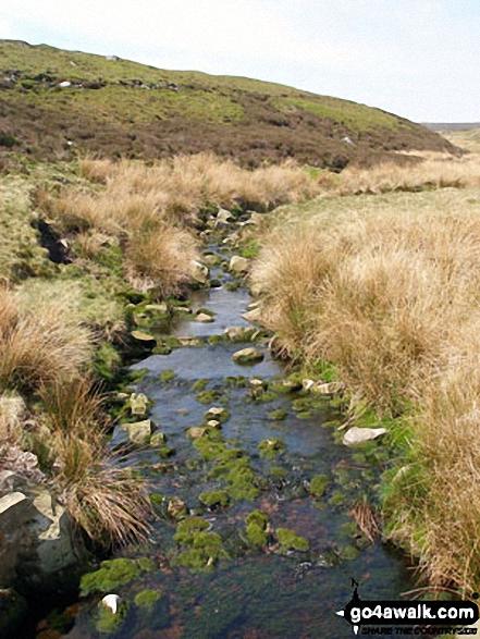 Gables Clough, Tarnbrook Fell