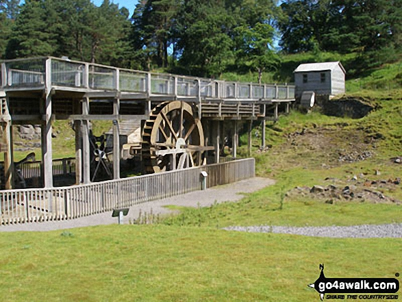 Walk Picture/View: Nenthead Mines Heritage Centre exhibit in The North Pennines, Cumbria, England by Des Tucker (5)