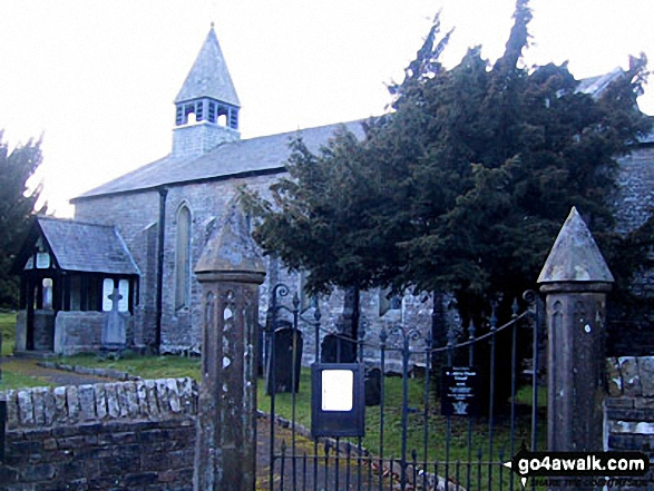 St John's Church, Cowgill