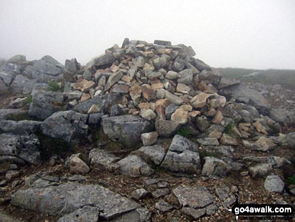 Stob Coire Altruim (Buachaille Etive Mor) summit cairn