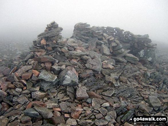 Stob na Broige (Buachaille Etive Mor) summit
