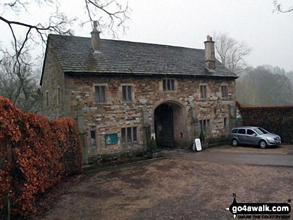 Haddon Hall Gatehouse, Haddon Park