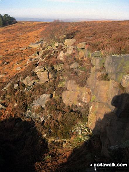 Harland Edge on Beeley Moor