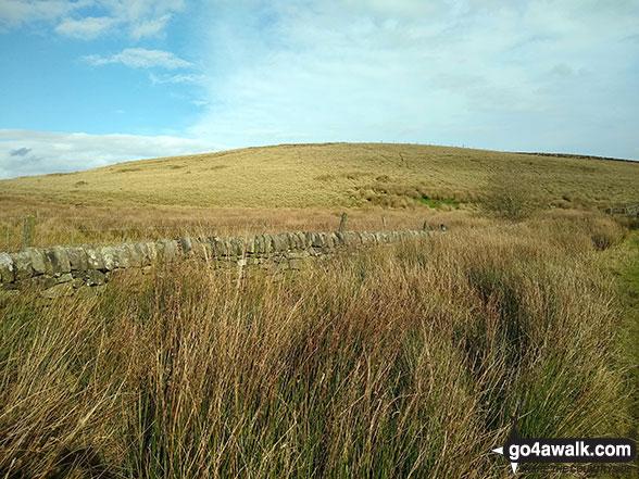 Walk Lodge Moor (Ughill Moors) walking UK Mountains in The Dark Peak Area The Peak District National Park South Yorkshire    England