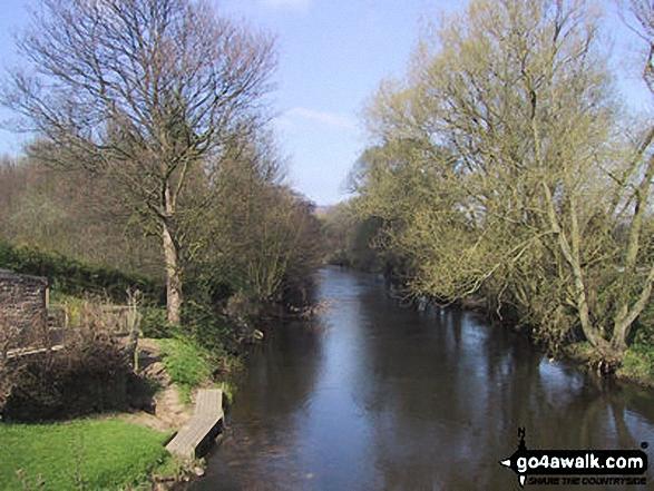 River Derwent from Darley Bridge